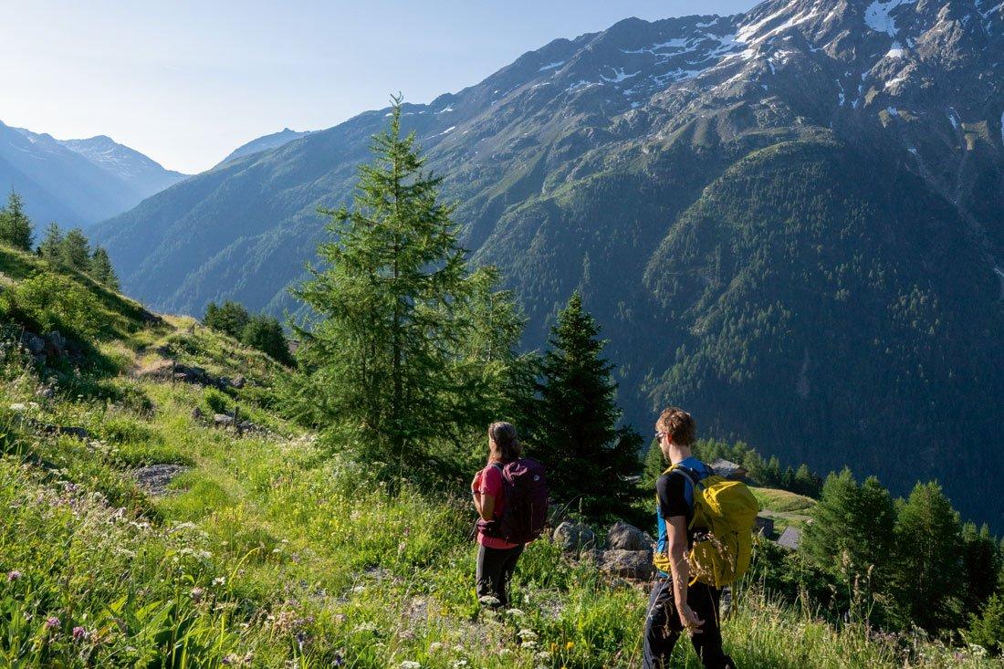 Wandern in Sölden und Umgebung